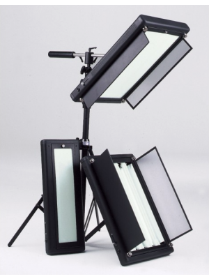 Lampy studyjne Just Normlicht HF5/SL 3 DI Studio Light 6X55W