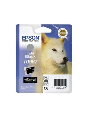 EPSON Stylus R2880, atrament light black