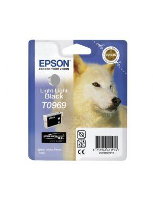 EPSON Stylus R2880, atrament light light black