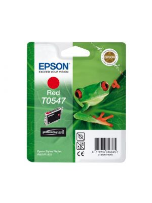 EPSON Stylus R800, atrament red