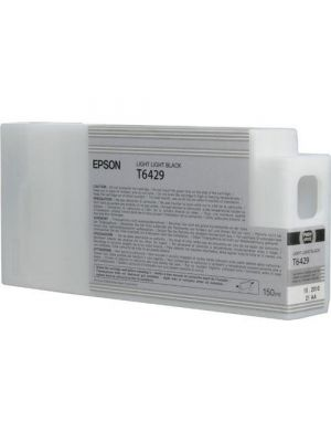 EPSON Stylus PRO 7890/7900/9890/9900, atrament light light black 150ml