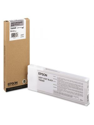 EPSON Stylus PRO 4800/4880, atrament light light black 220ml