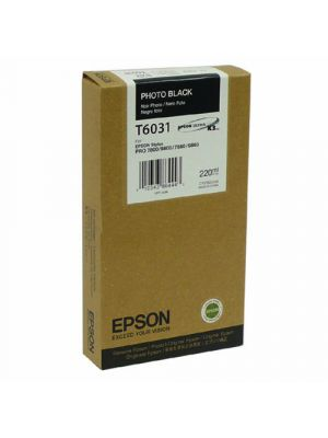 EPSON Stylus PRO 7800/7880/9800/9880, atrament photo black 220ml