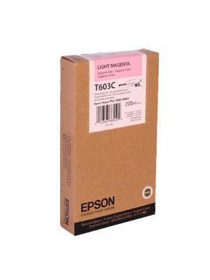 EPSON Stylus PRO 7800/9800, atrament light magenta 220ml