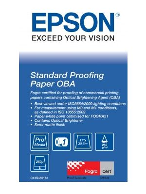Epson Standard Proofing Paper OBA