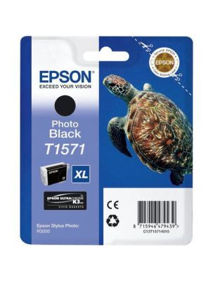 EPSON Stylus R3000, atrament photo black