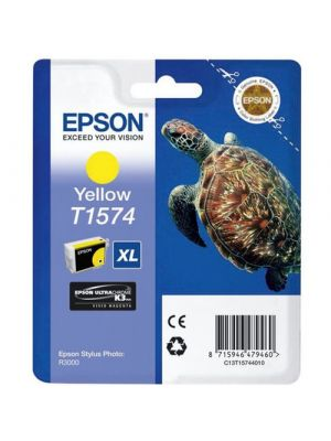 EPSON Stylus R3000, atrament yellow
