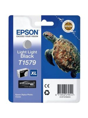 EPSON Stylus R3000, atrament light light black