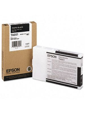 EPSON Stylus PRO 4800/4880, atrament photo black 110ml