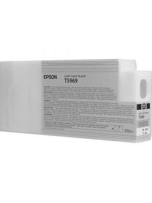EPSON Stylus PRO 7890/7900/9890/9900, atrament light light black 350ml