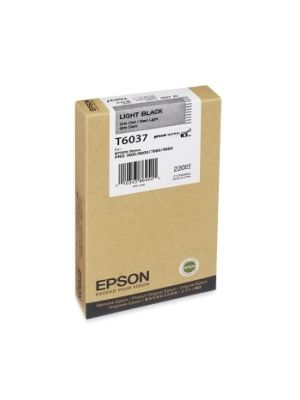EPSON Stylus PRO 7800/7880/9800/9880, atrament light black 220ml