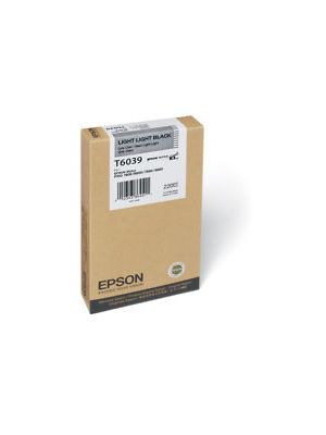 EPSON Stylus PRO 7800/7880/9800/9880, atrament light light black 220ml