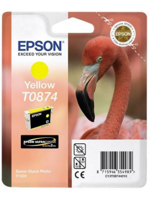 EPSON Stylus R1900, atrament yellow