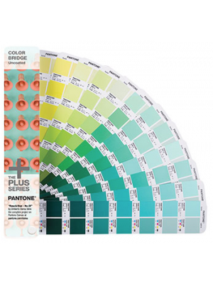 Wzornik PANTONE Plus Color Bridge Guide (niepowlekany)