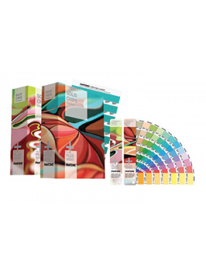 Wzornik PANTONE Plus Formula Guides + Solid Chips set