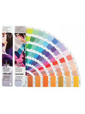 Wzornik PANTONE Plus Formula Guide Coated & Uncoated