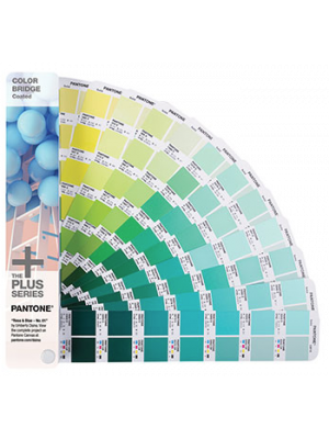 Wzornik PANTONE PLUS Color Bridge Guide coated
