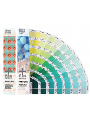 Zestaw PANTONE PLUS Color Bridge Guide coated and uncoated