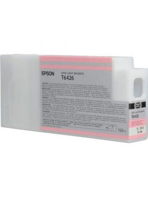 EPSON Stylus PRO 7890/7900/9890/9900/WT7900, atrament light vivid magenta 150ml