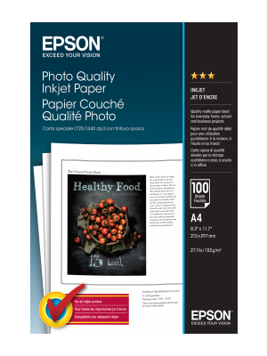 Epson Photo Quality Ink Jet Paper