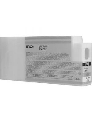 EPSON Stylus PRO 7890/7900/9890/9900, atrament light black 350ml