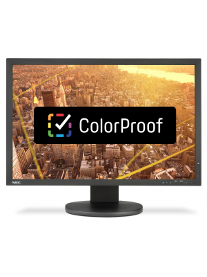 Monitor NEC Multisync PA243W-CPR ColorProof