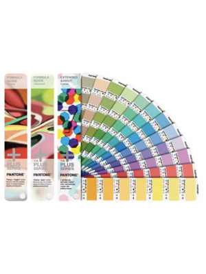 Wzornik PANTONE PLUS Extended Gamut and Formula Guides Coated and Uncoated